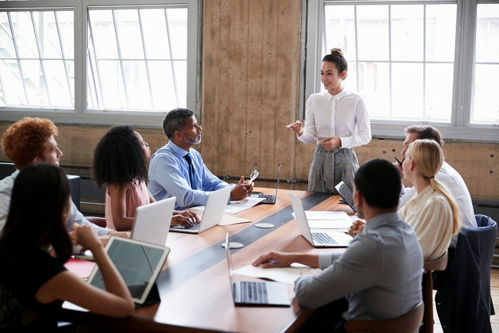 better initial meetings with prospects