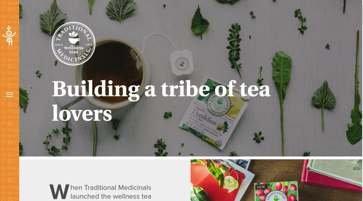 traditional medicinals case study